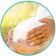 Fit in der Schwangerschaft durch Behandlungen in der Physiotherapie München Stefanie Schaller