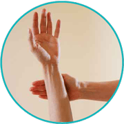 Mit Kinesiologie Blockaden lösen - Physiotherapie München Stefanie Schaller
