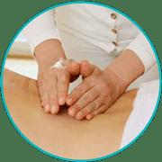 Manuelle Therapie in der Physio bei Stefanie Schaller München